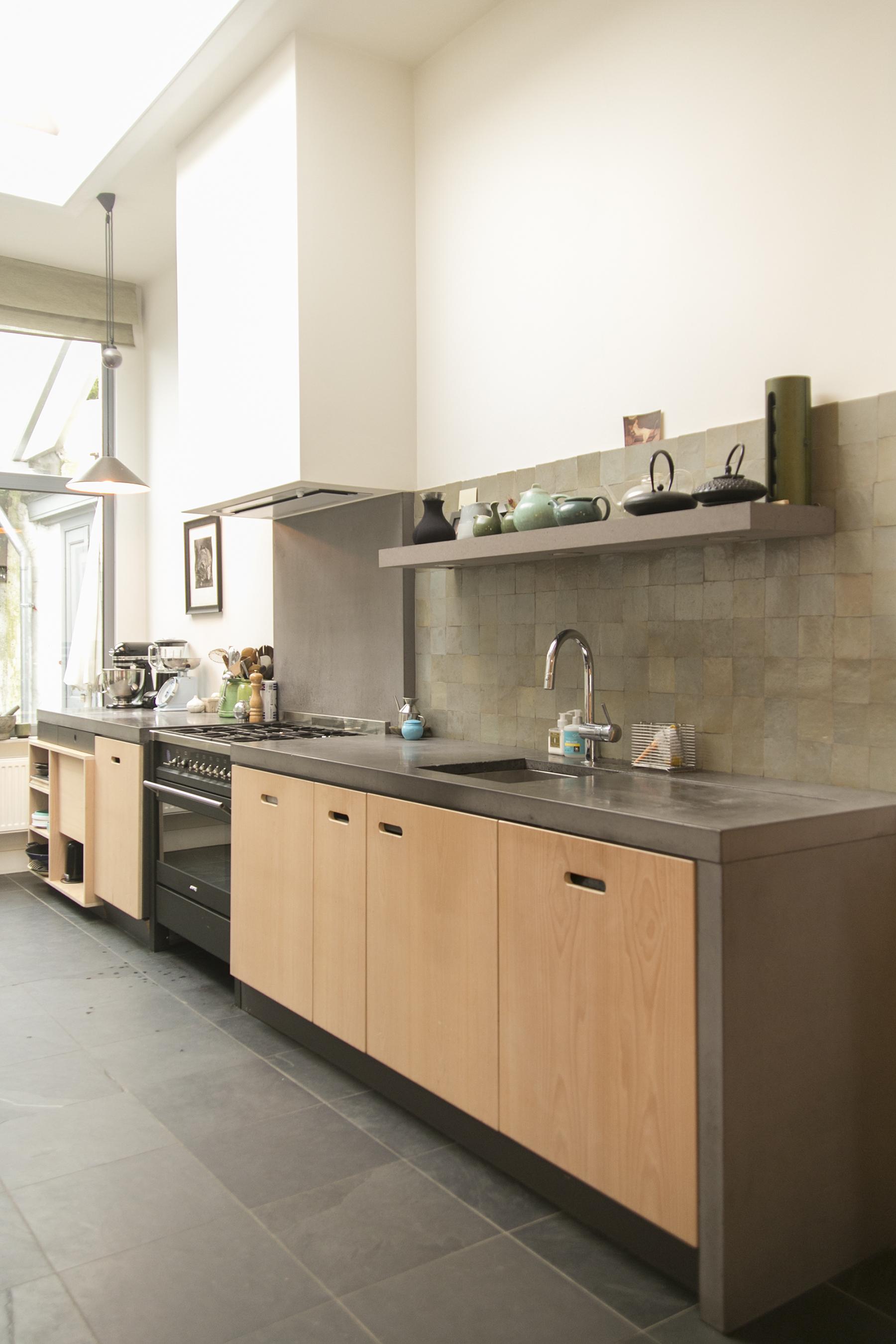 Keuken bb projecten studio reset - Foto keuken ...